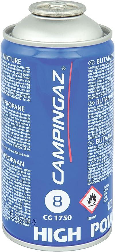 Campingaz CG 1750 Cartucho Gas a válvula, Azul, M