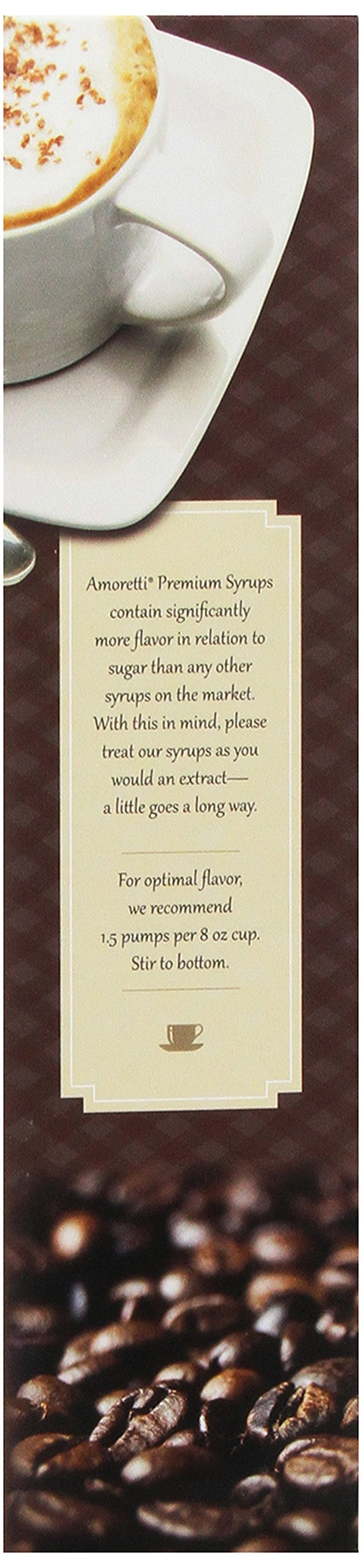Amoretti Premium Caramel Syrup 750ml 3 Pack by Amoretti (Image #4)