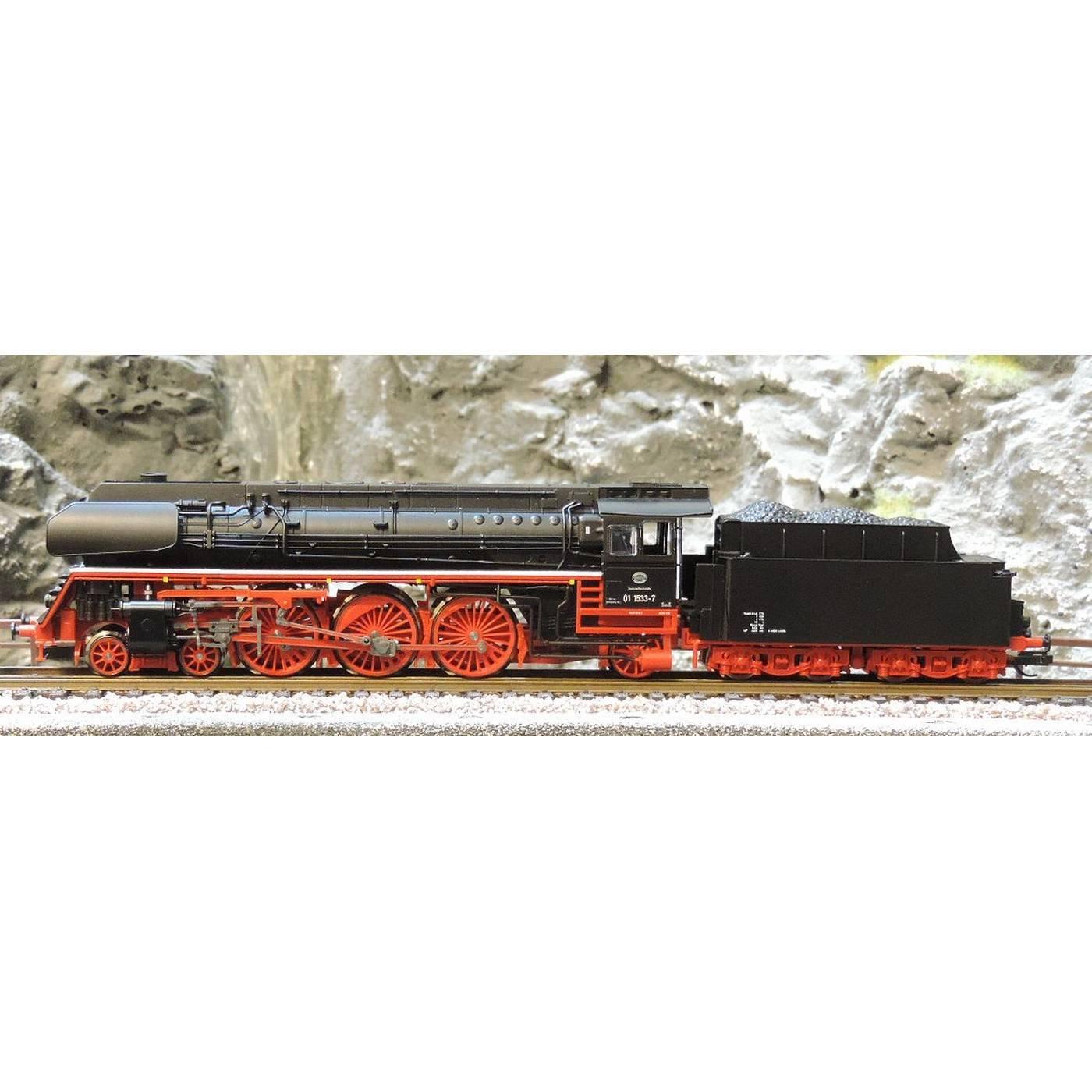 Tillig Schlepptenderlokomotive BR 01 533 ÖGEG