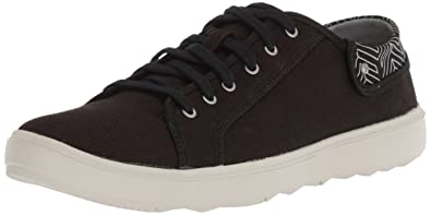 Damen Around Town City Lace Canvas Sneaker, Weiß (Whitecap), 40.5 EU Merrell