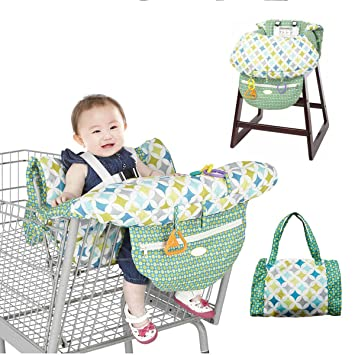 Amazon.com: zxyww bebé Kids carrito de la compra cubierta ...