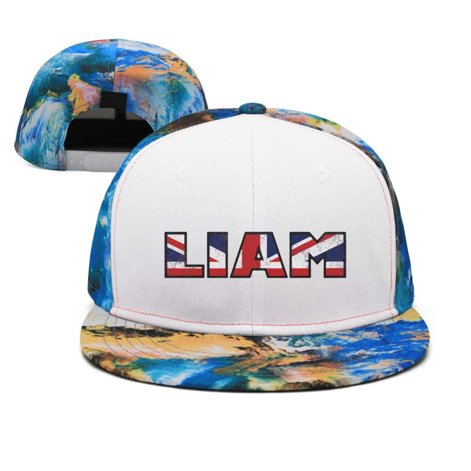 Man Liam-Payne-Great-Singer Snapback hat Trucker Hats Baseball Caps
