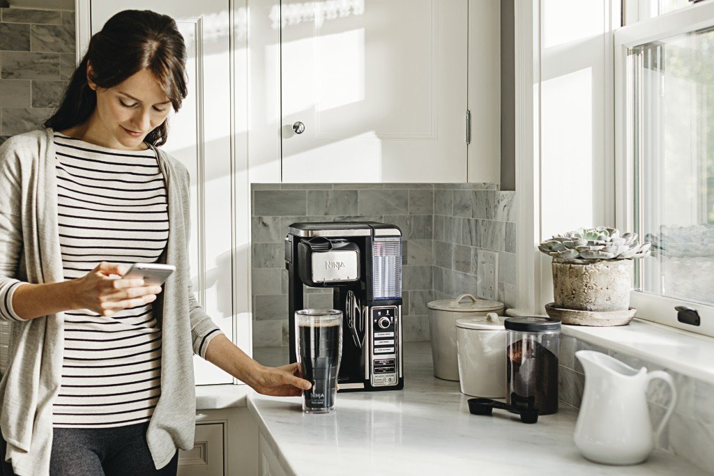 Ninja Coffee Bar Single-Serve System with Built-In Frother (CF112) by SharkNinja (Image #5)