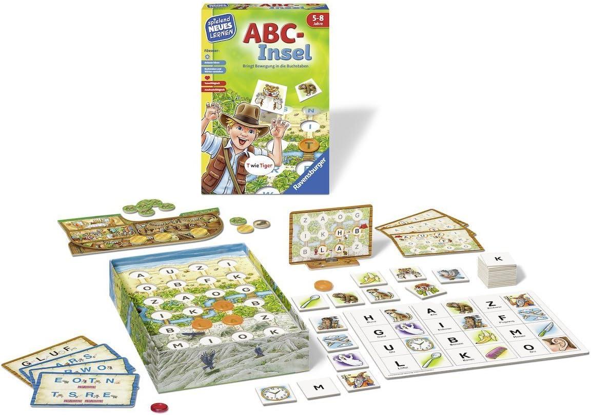 Ravensburger 24952 ABC île Educatif 24969 la logique de pirates ...