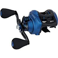 Piscifun Perseus Low Profile Baitcasting Reel - Noise Free, Incredible Smooth Baitcaster Reel, Anti-backlash, Dual Brakes, 18.5LB Carbon Fiber Drag Baitcasting Fishing Reels