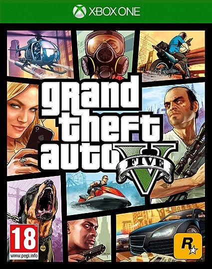 Grand Theft Auto V (GTA V) [Importación Inglesa]: Amazon.es ...