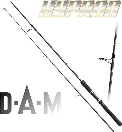 DAM ofertas hypron Spin - caña de spinning + GRATIS K-DON los ...