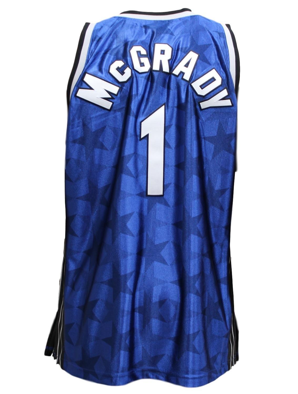 a805dabbf14 Amazon.com   Mitchell   Ness Tracy McGrady Orlando Magic Authentic 2000  Blue NBA Jersey   Sports   Outdoors