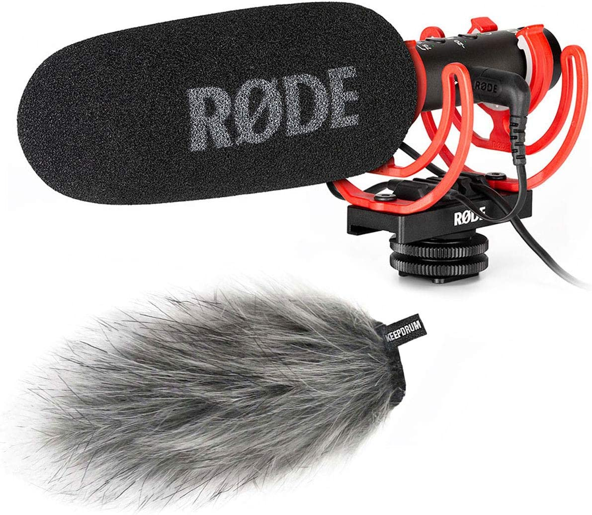 Rode Videomic Ntg Broadcast Kamera Mikrofon Keepdrum Elektronik