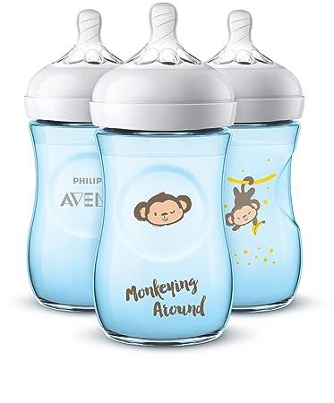 Amazon.com: Avent última intervensión de BPA Paquete De 3 9 ...