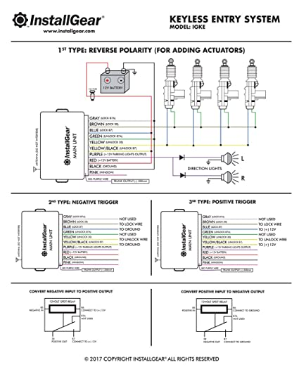 2101l Avital 1 Way Diagram,Avital.Wiring Diagram Images Database on
