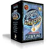 George's Secret Key Complete Paperback Collection: George's Secret Key to the Universe; George's Cosmic Treasure Hunt; George