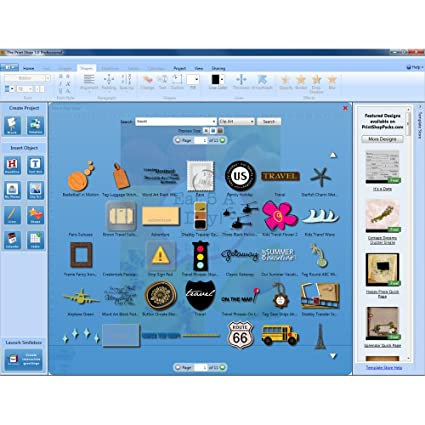 Amazon.com: Encore Software The Print Shop 3.0 Pro DSA: Software