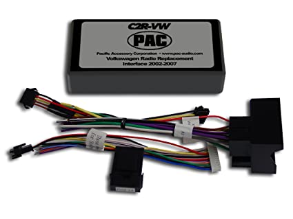 amazon com pac c2r vw2 factory integration adapter for select 2002 Chevy Wiring Harness image unavailable