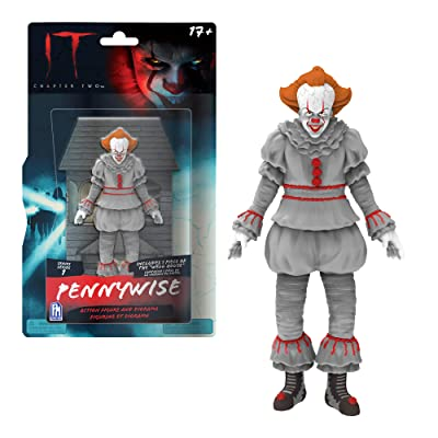 "It 5"" Action Figure (Pennywise): Toys & Games"