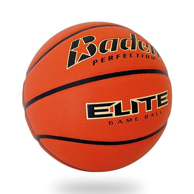 Baden Sports Baden Elite Gameball - Balón de baloncesto piel ...