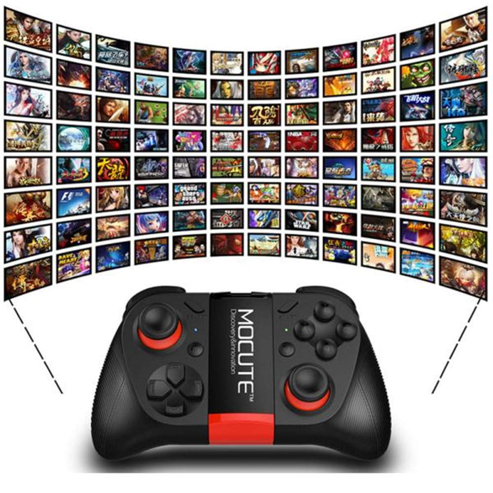 BB67 New Bluetooth Game Controller Joystick Gamepad Joypad For Smart Phones, Essential Home Electronics for Tech Enthusiasts