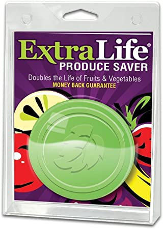 Extra Life Fruit /& Vegetable Saver Keeper Storage Container Kitchen Organizer