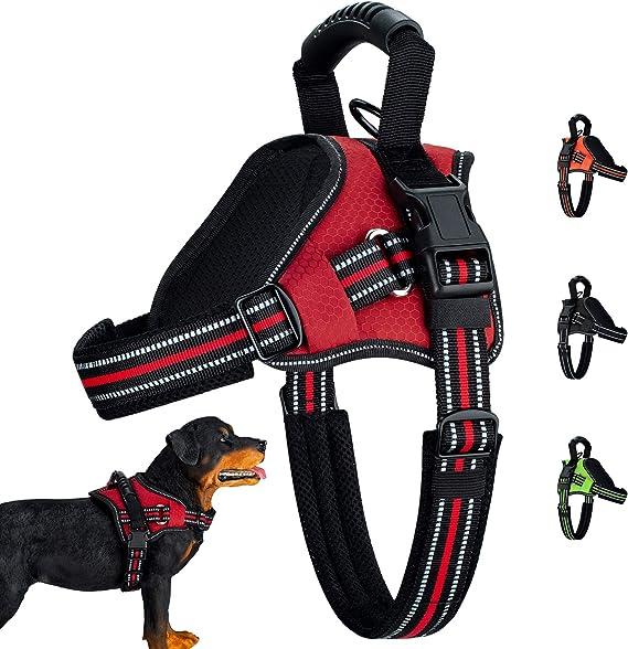 Wealer Dog Harness No-Pull Adjustable,Dog