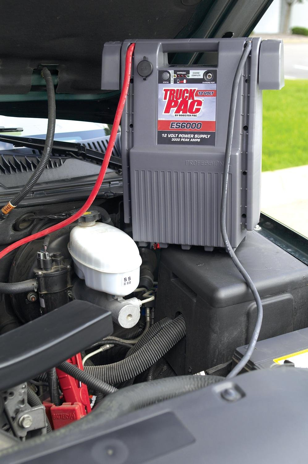 Booster Pac Es5000 1500 Peak Amp 12v Jump Starter Wiring A New Gauge Tractor Forum 2016 Car Release Date Automotive