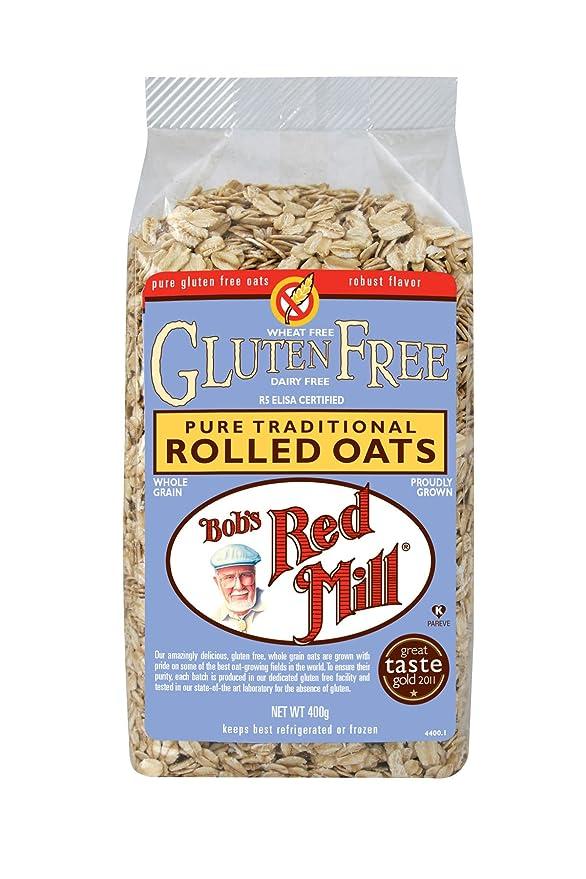 Amazon.com: De Bob Red Mill Sin Gluten Wholegrain Pure Copos ...