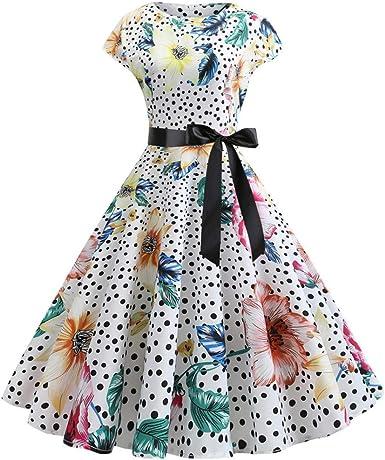 style_dress Robe Vintage Dentelle, Robe Vintage Femme AnnéE