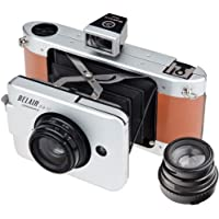 Lomography Belair X 6-12 120 mm Marrone, Argento