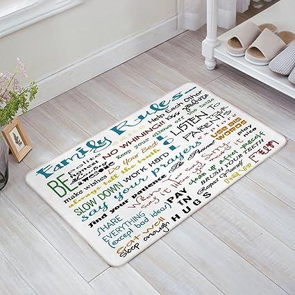 Carpets & Rugs Plants Printed Kitchen Floor Mats For Living Room Doormat Bathroom Rug Hallway Kitchen Carpets Absorption Non-slip Door Mat