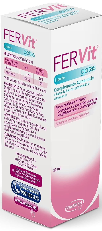 Ordesa DHAVit Complemento Alimenticio - 30 ml: Amazon.es: Salud y cuidado personal