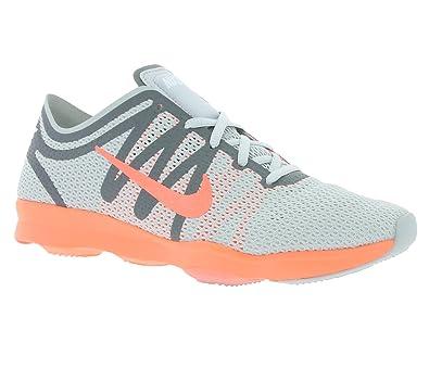 Damen Nike Sporty Sneaker Air Zoom Fit 2 Wmns Fitnessschuh