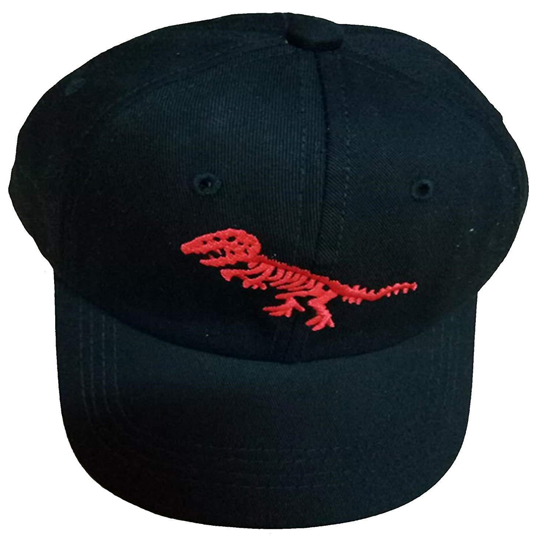 JTRVW Cowboy Hats MEILOP T Rex Skeleton Dinosaur Adult Cowboy Hat