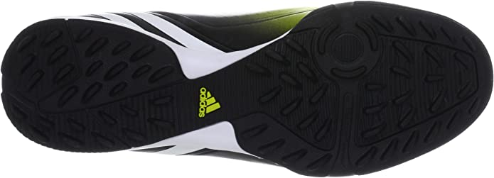 Real Madrid By adidas Zapatillas Fútbol Sala Absola Lz Trx Tf Zap Futamai, amarillo - Gelb (VIVYEL/RUNWH), 44 2/3