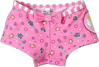Schiesser Baby Bade-Shorts Bañador-pañal para Niñas