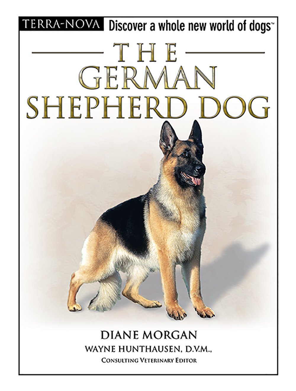 Read Online The German Shepherd Dog (Terra-Nova) pdf