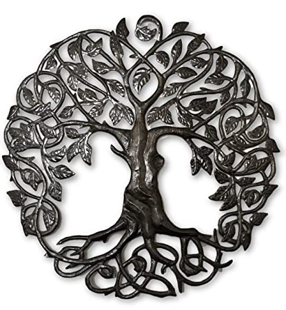 Amazon Com Large Celtic Tree Of Life Large Outdoor Wall Art