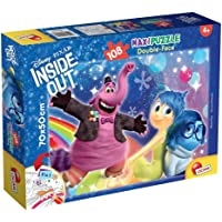 Lisciani Giochi 55326 Crazy Petals – Puzzle DF Supermaxi 108 Inside out
