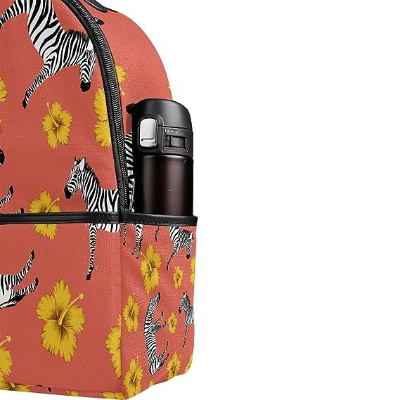 12.6 x 5 x 14.8 inches BIGJOKE Cartable Multicolore Multicolore Size