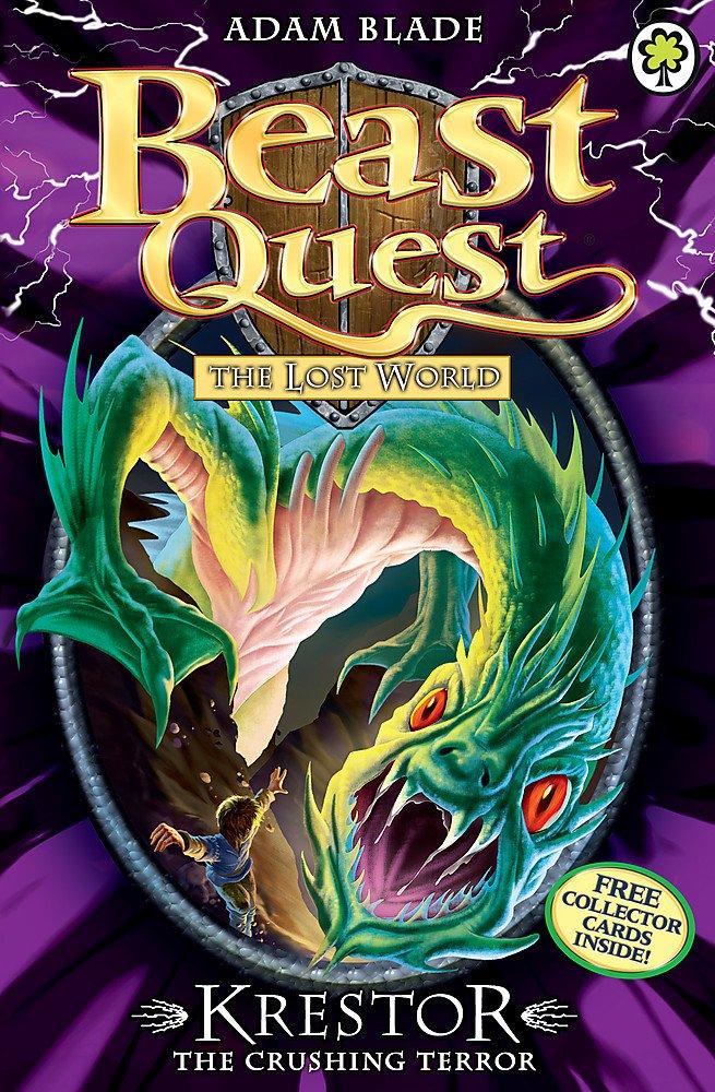 Beast Quest: 39: Krestor the Crushing Terror pdf epub