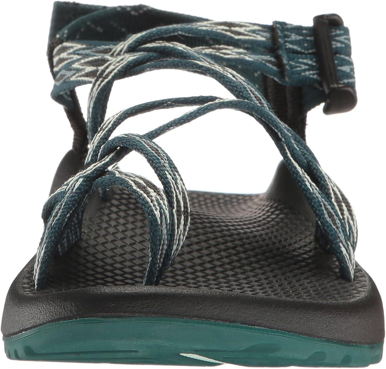 Chaco Zx2 Classic Athletic Sandalo da donna Angolare Teal