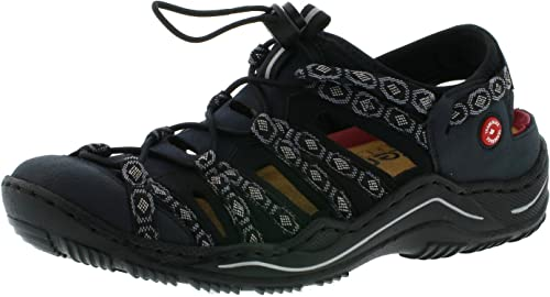 Rieker Damen L0577 18 Sneaker: : Schuhe & Handtaschen