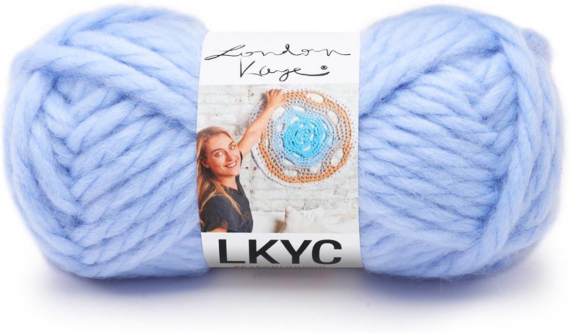 Eyeshadow 12.7 x 5.08 x 5.08 cm 100/Kaye Lkyc Fil Lion Brand Yarn 3000 Acrylique