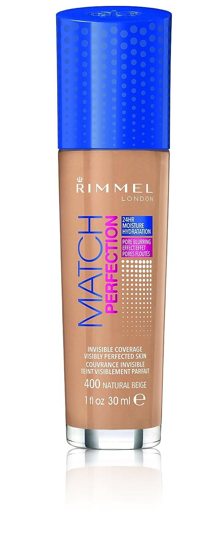 RIMMEL LONDON Match Perfection Foundation - Natural Beige: Amazon.es: Belleza