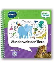 Vtech 80-481004 - Magibook - Lernstufe 3 - Wunderwelt der Tiere