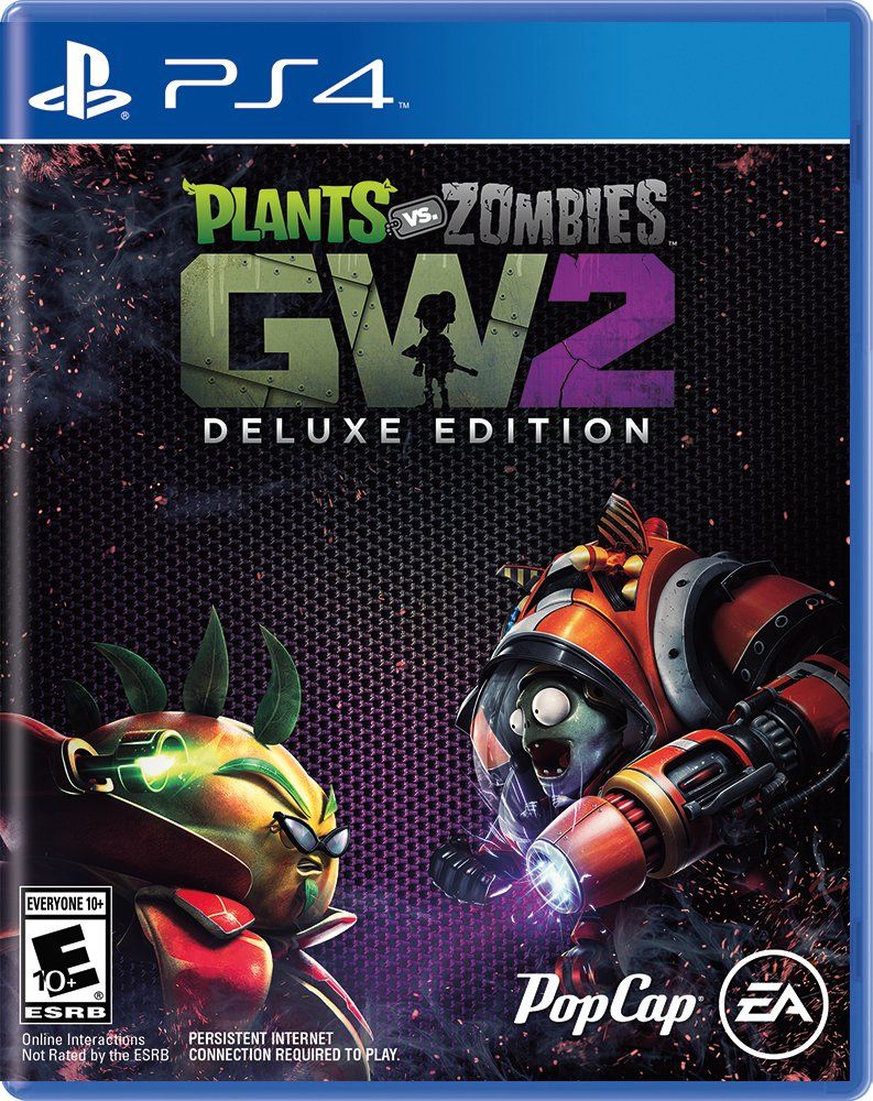 Plants vs. Zombies Garden Warfare 2 (Deluxe Edition ...