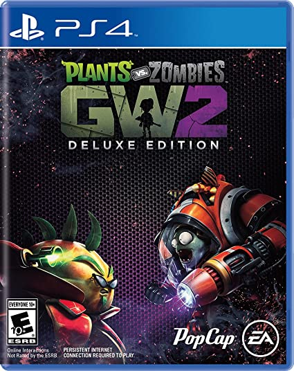 Plants vs. Zombies Garden Warfare 2 (Deluxe Edition) - PlayStation 4 by Electronic