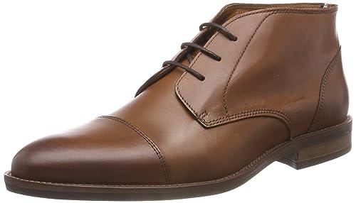 Tommy Hilfiger Essential Leather Toecap Boot 8ebebdceec4