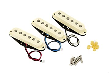 71EyzTxxVEL._SX355_ amazon com fender texas special solderless stratocaster pickups fender strat texas special wiring diagram at bayanpartner.co