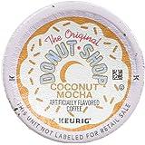 The Original Donut Shop Coconut Mocha Keurig Single-Serve K-Cup Pods, Medium Roast Coffee, 24 Count
