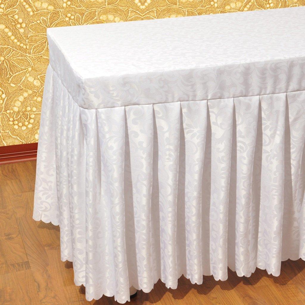 Tovaglia Biancheria da Cucina tavola Rettangolare Hotel - (VQ0333) (colore   D, Dimensioni   60  150  75cm)