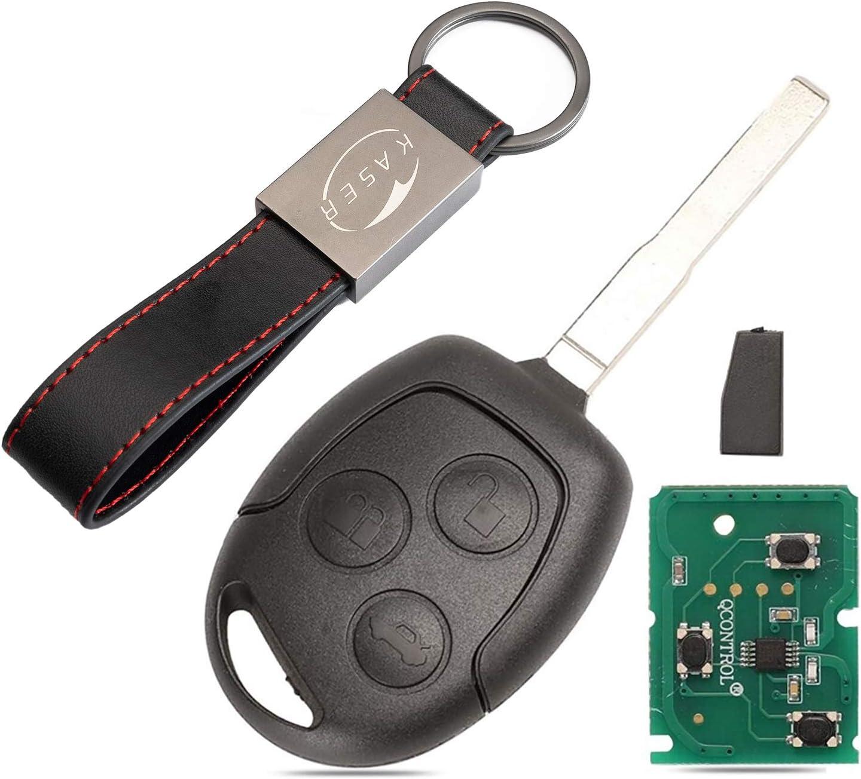 Schlüssel Fernbedienung Für Ford Mit Elektronische Elektronik